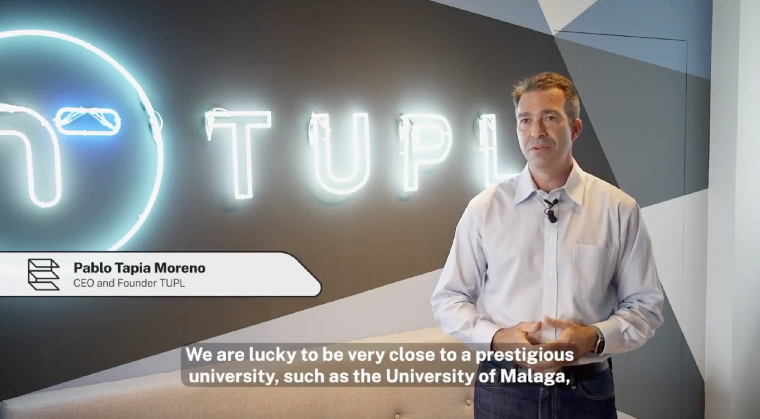 Pablo Tapia about the importance of attracting young talent for companies to grow