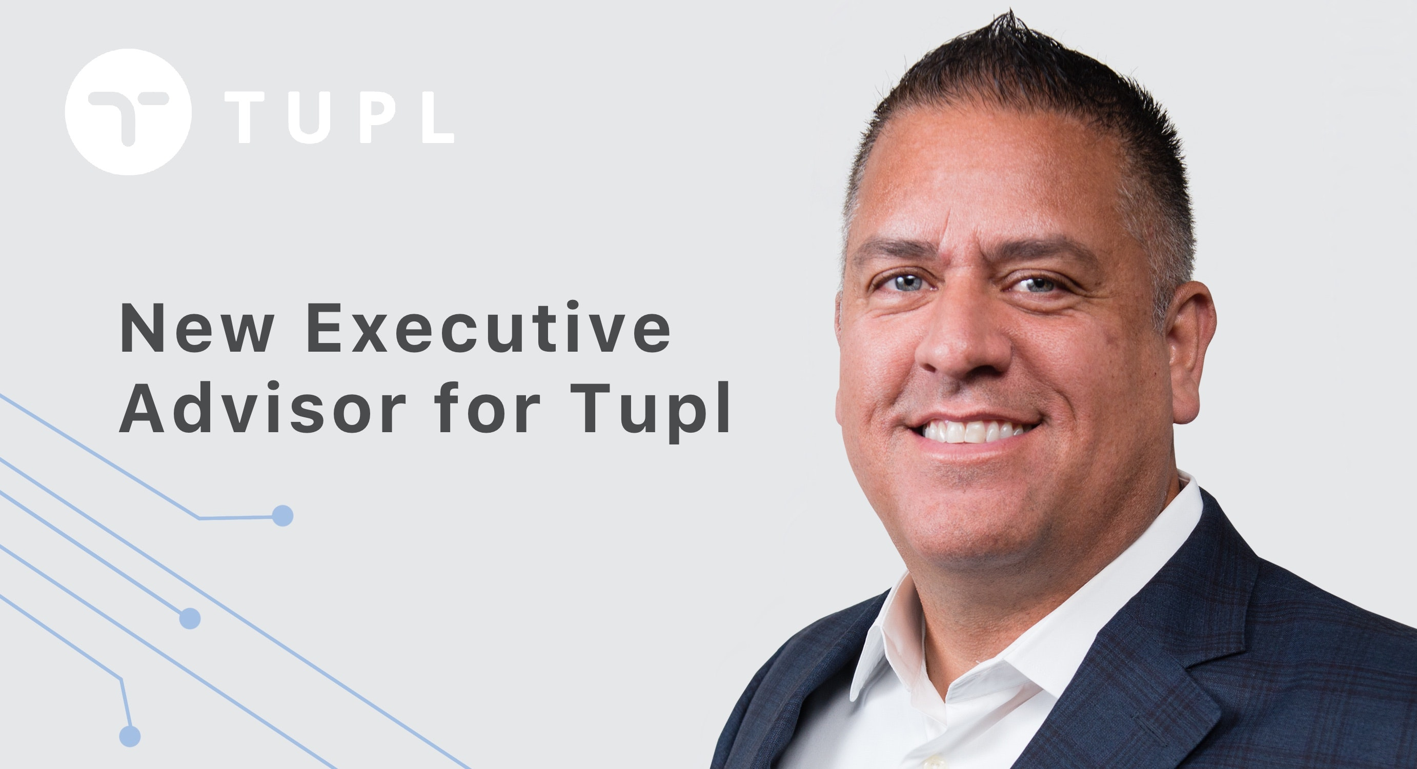 Andrew G. Chavez appointed as Executive Advisor for Tupl