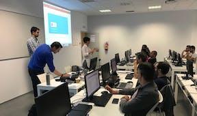 Tupl leads Docker Workshop at University of Malaga