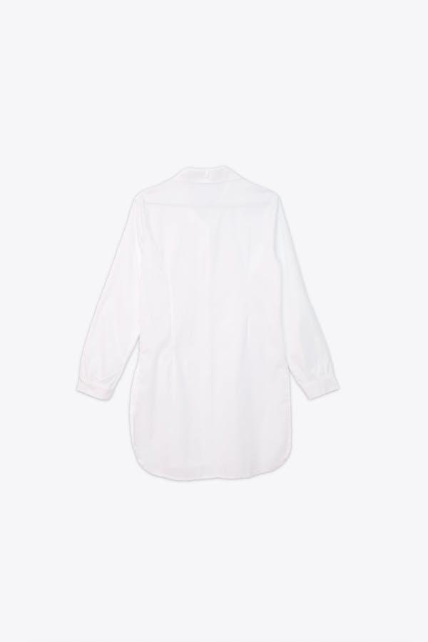 Camisa oversize popelin