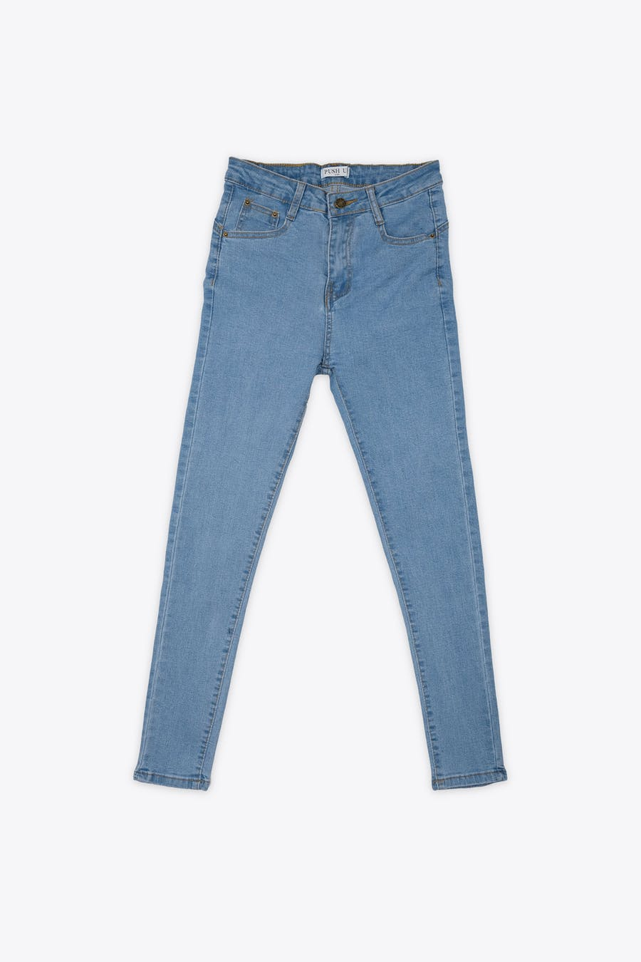 Jeans cassual push up