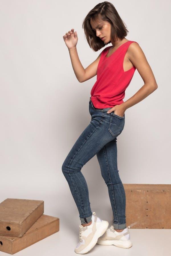 Jeans laulia push up