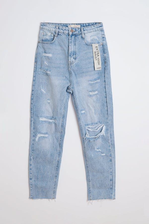 Jeans laulía extra