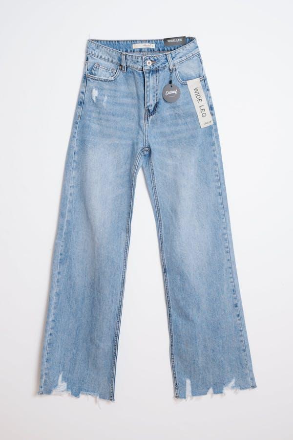 Jeans laulía wide leg