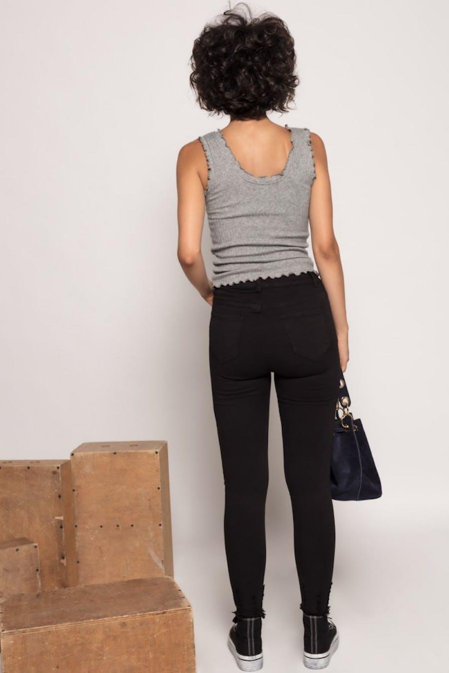 Jeans laulia high waist